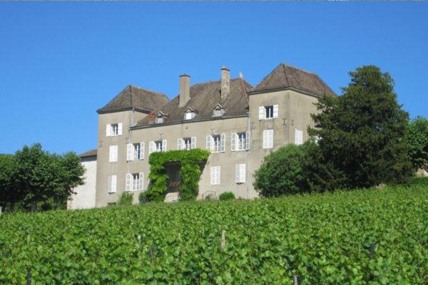 La Bourgogne Secrète au Château de la Greffière héli travaux
