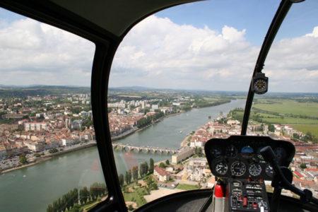 Initiation au pilotage héli travaux