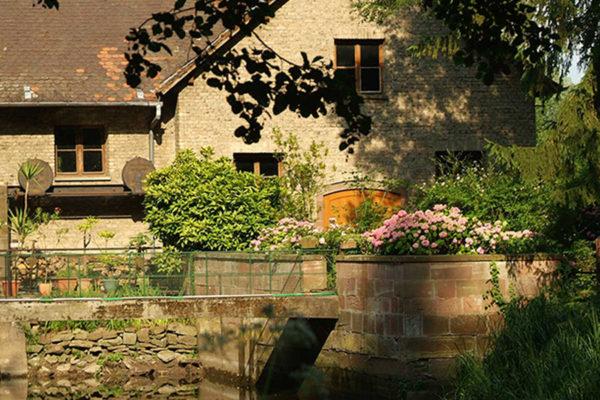Vol Gastronomique Le Moulin de la Wantzenau héli travaux